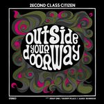 2ECOND CLASS CITIZEN - Outside Your Doorway EP : 12inch