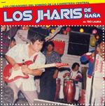 LOS JHARIS - Los Creadors Del Sonido De La Carretera : LP+7inch