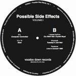VARIOUS - Possible Side Effects Volume 1 : VOODOO DOWN (US)