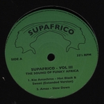 VARIOUS - Supafrico 3 : 12inch