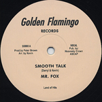 MR.FOX - Smooth Track / Party Talk : Golden Flamingo (US)