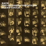 GLENN GOULD - Bach: The Goldberg Variations : LP