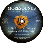 MORESOUNDS - Breath Control E.P. : Cosmic Bridge (UK)