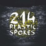 214 - Plastic Spokes : 12inch