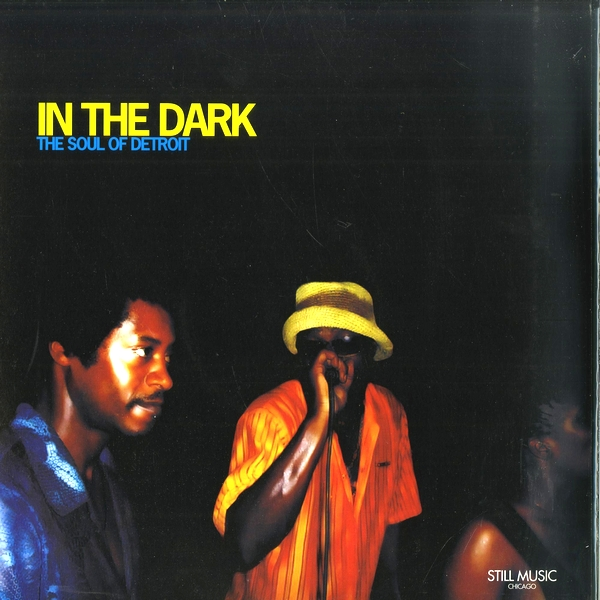 VARIOUS - In The Dark (The Soul Of Detroit) : 2x12inch