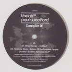 PAUL WOOLFORD - THE LAB 04 sampler 01 : THE LAB (UK)