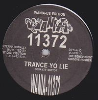 TRANCE YO LIE / MADTEO - Cosa C'e' Sotto / We Do..(dj Sotofett's Nyc Dub Mix) : 12inch