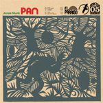 JONAS MUNK - Pan : CD
