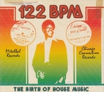 VARIOUS - JEROME DERRADJI - 122 BPM - The Birth Of House Music - Mitchbal Records & Chicago Connection Records : CD