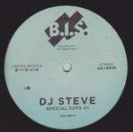 DJ STEVE - Special Cuts # 1 : 12inch