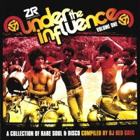 VARIOUS - DJ RED GREG - Under The Influence Vol.1 : A Collection Of Rare Soul & Disco : 2CD