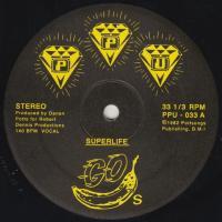 SUPERLIFE - Go Bananas : 12inch
