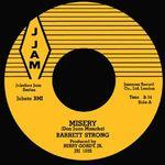 BARRETT STRONG - Misery / Let's Rock : 7inch