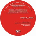 VARIOUS - Love\'s All Right : ALTERED MOODS (US)