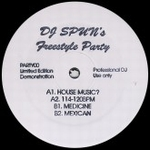 DJ SPUN - FREESTYLE PARTY : RONG MUSIC (US)
