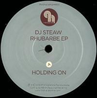 DJ STEAW - Rhubarbe EP : 12inch