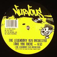 LEGENDARY 1979 ORCHESTRA / REAL NICE & CUBIQ - Ugly Brotha / Take You There : 12inch