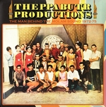 VARIOUS - Theppabutr Productions, The Man Behind The Molam Sound 1972-75 : CD