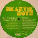BEASTIE BOYS - Triple Trouble : CAPITOL (US)