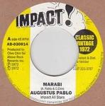AUGUSTUS PABLO - Marabi / Cheater Dub : 7inch