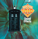 BBC RADIOPHONIC WORKSHOP - Doctor Who Sound Effects No.19 : LP