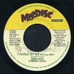 JOHN HOLT - Stick By Me : 7inch