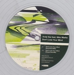 ANDY VAZ FEAT. NIKO MARKS - Don't Lose Your Mind : 12inch