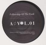 FELLOWSHIP OF THE FUNK - Fellowship Of The Funk Vol.01 : 12inch