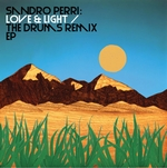 SANDRO PERRI - Love & Light / The Drums Remix EP (Tom Croose / Slow Hands) : 12inch