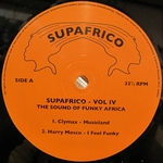 VARIOUS - Supafrico 4 : 12inch