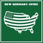 SPIKE - New Germany (DJ Nature Remix) : 12inch