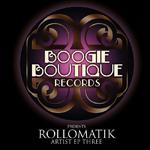 ROLLOMATIK - Artist EP Three : 12inch