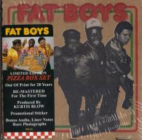 FAT BOYS - Fat Boys Pizza Box Set : CD BOX