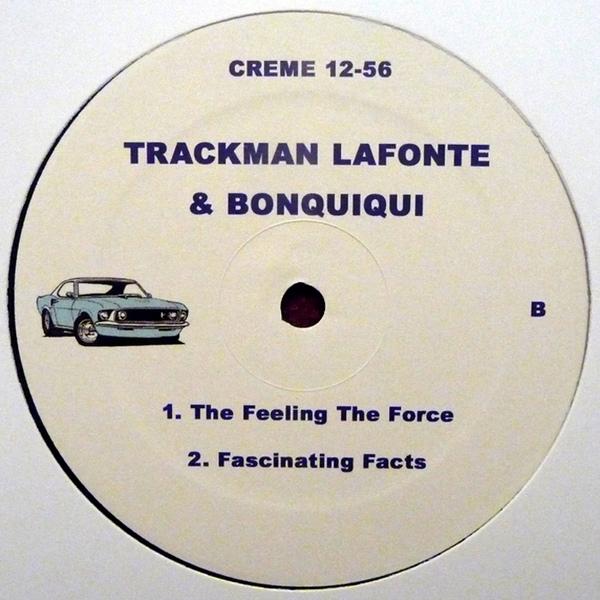 TRACKMAN LAFONTE & BON QUI QUI - Trackman Lafonte & Bonquiqui EP : 12inch