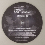 V/A - PAUL WOOLFORD - The Lab 04 - Sampler 2 : 12inch