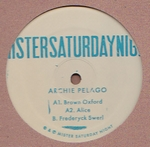 ARCHIE PELAGO - The Archie Pelago EP : 12inch
