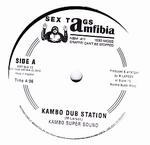 KAMBO SUPER SOUND/ DON PAPA - Kambo Dub Station/ Dans Hall Dub : 7inch