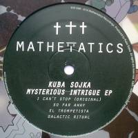 KUBA SOJKA - Mysterious Intrigue EP : 12inch
