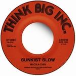 MACKA-CHIN - Sunkist Slow / Pass Da Break : 7inch