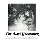 THE LAST GENERATION - You're All I Need / Just A Chance In Life : 7inch
