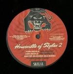 VARIOUS - Houseville Of Skylax #2 : SKYLAX (FRA)
