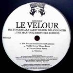 SHONKY - Le Velour Rmxs : REAL TONE (FRA)