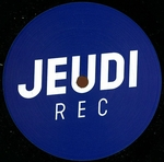 VARIOUS - Jeudi's Friends EP - Vol.1 : 12inch