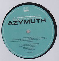 AZYMUTH - Theo Parrish & LTJ Experience Remixes : 12inch