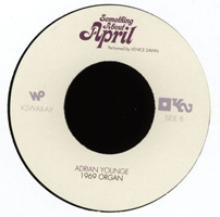 ADRIAN YOUNGE PRES. VENICE DAWN - Turn Down The Sound : 7inch