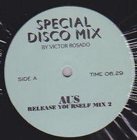 NINA KRAVIZ - Aus (Victor Rosado Remixes) : 12inch