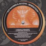 HOT NATURED & ALI LOVE - Benediction : 12inch