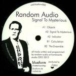 RANDOM AUDIO - Signal To Mysterious : MELTED <wbr>(GER)