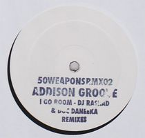 ADDISON GROOVE - I Go Boom (DJ Rashad & Doc Daneeka Rmxs) : 12inch