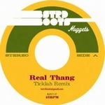 TICKLAH - Real Thang / Desire : BASTARD BOOTS (US)